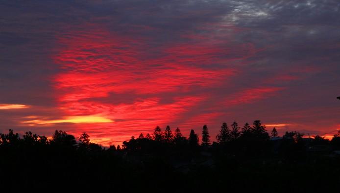 Valintines Sunrise